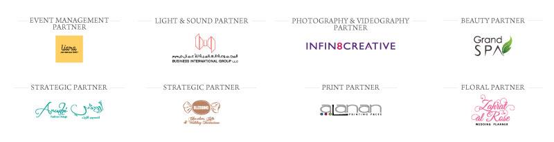 Al Jarwani other partner - B&G Oman Wedding Industry Awards 2018 - Hospitality Partner