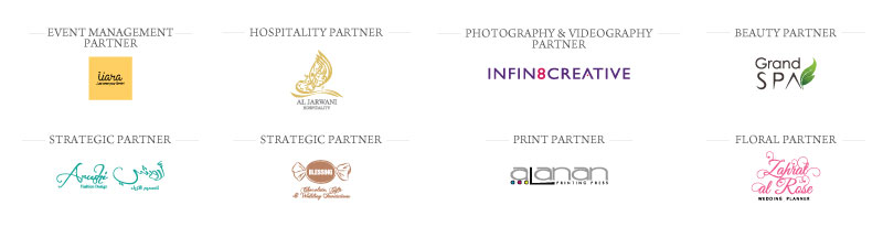 Business international other partner - B&G Oman Wedding Industry Awards 2018 - Light & Sound Partner