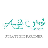 arushi fashion design logo - B&G Oman Wedding Industry Awards 2018 - Strategic Partner