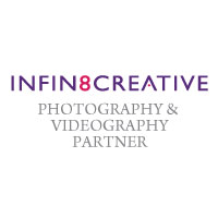 infin8creative logo - B&G Oman Wedding Industry Awards 2018 - Photography & Videography Partner